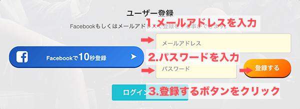 コインチェック_ユーザー登録